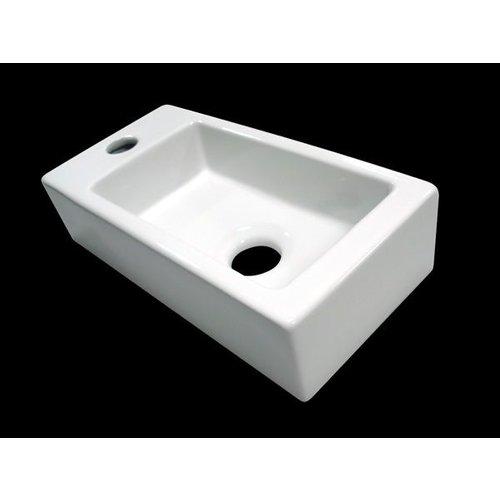 ADW Design Fontein Mini-block links 36x18x9 cm