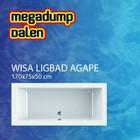 Wisa Wavedesign Agape ligbad