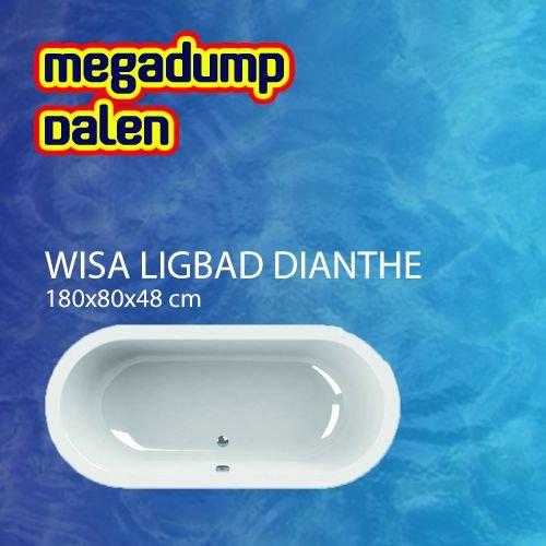 Wavedesign Ligbad Dianthe in 3 kleuren (verschillende maten beschikbaar)
