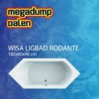 Wisa Wavedesign ligbad Rodante