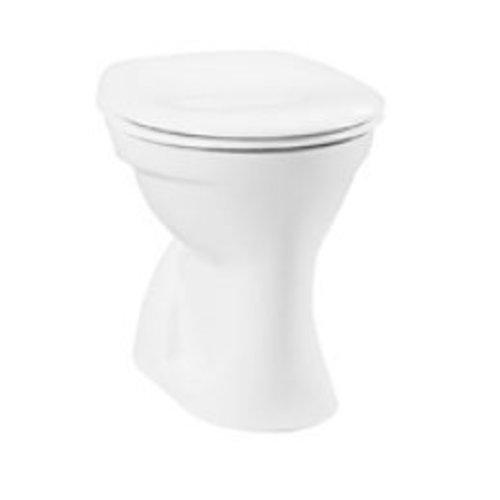 Staande toiletpot Sydney AO vlakspoel
