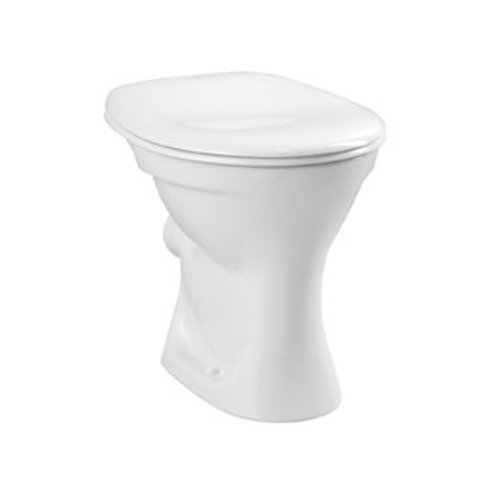 Staande toiletpot Sydney PK vlakspoel
