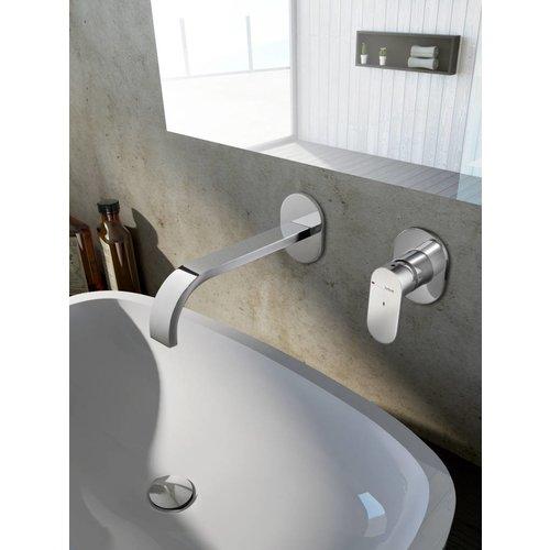 Hotbath Friendo Inbouw Wastafelmengkraan 005C