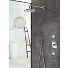 Hotbath Thermostatische Inbouw Douche Set Laddy Met 2 Stopkranen Ibs 2