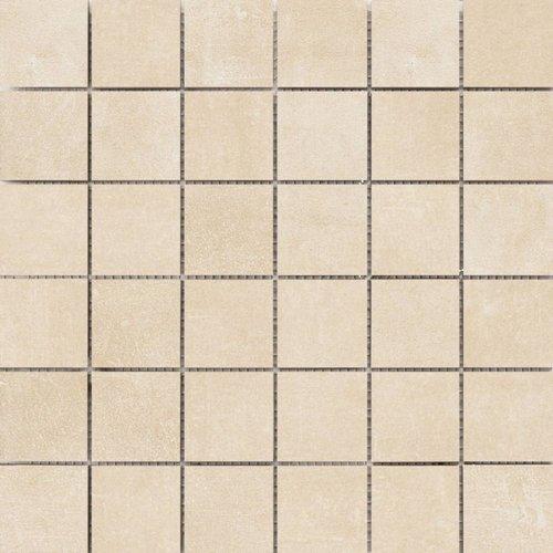 Mozaiek Tegel Mont Blanc Crema 33.3x33.3cm (Per mat)