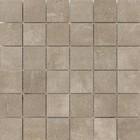 Cristacer Mozaiek Tegel Mont Blanc Taupe 33.3x33.3 cm (Per mat)