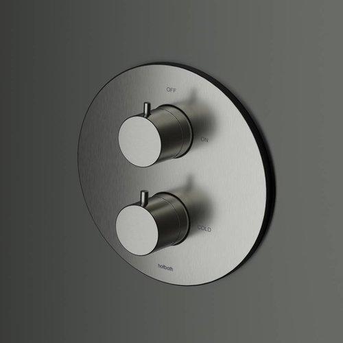 Buddy Inbouw Thermostaat Met 2-Weg Stop-Omstel 009