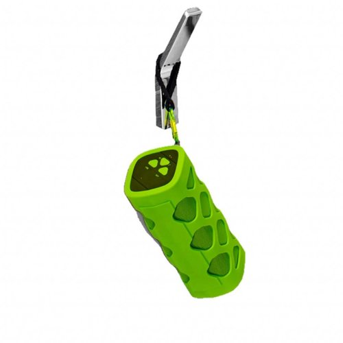 Bluetooth Sound-Box Waterproof (IPX5) + USB oplaadkabel Groen