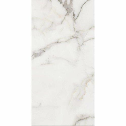 Vloertegel Lux Calacatta 60x120 cm Per m2