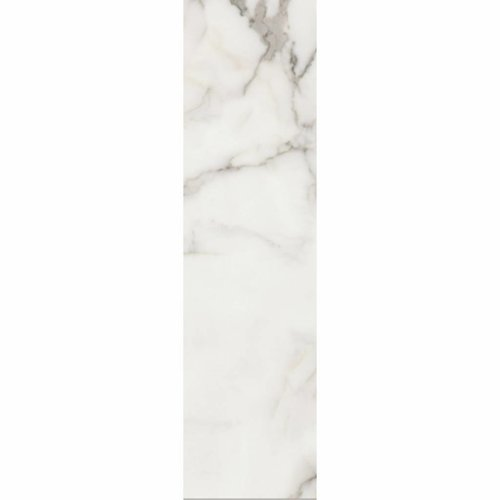 Vloertegel Lux Calacatta 20x120 cm Per m2
