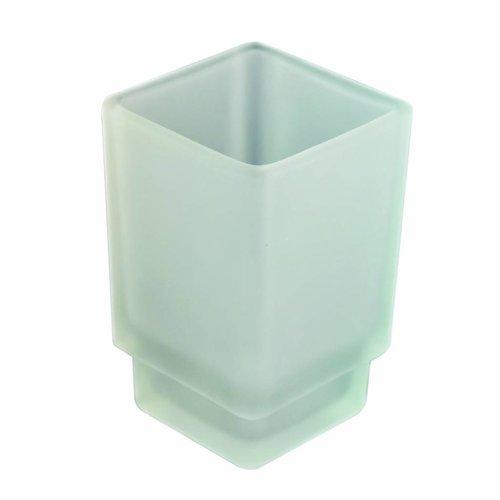 Aqua Splash Tandenborstelhouder Van Glas t.b.v. Glashouder