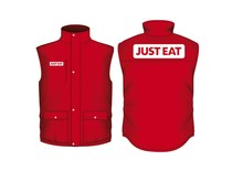 Gilet JUST EAT