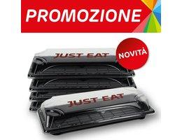 Vaschetta Sushi Media (500pz)