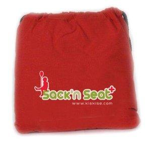Sack 'n Seat Rood