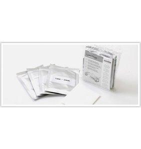 Albyco Lami-Clean, doekjes met reinigingsvloeistof voor lamineermachines