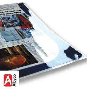 Albyco A2 Lamineerhoezen / plastificeerhoezen (Glans)