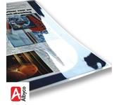 Albyco A7 Lamineerhoezen / plastificeerhoezen (glans)