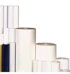 Albyco PETLam polyester lamineerfilm op 25 mm kern, glanzend