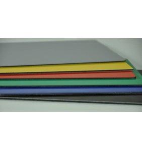 DiBond gekleurd, aluminium plaat
