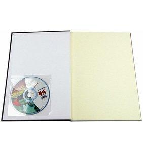 Albyco Insteekhoezen zelfklevend t.b.v. cd's en dvd's