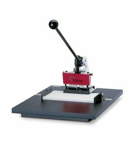 Stago HS50, handmatige rondhoeker/kalenderponser