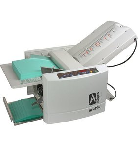 Albyco SF 490 Vouwmachine