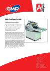 Download hier de brochure van de GMP Protopic III-540