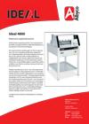 Download hier de brochure van de EBA/Ideal 4860