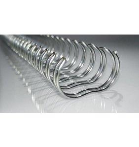 Albyco Wire draadbindruggen 2:1, 22,2 mm, tot 195 vel