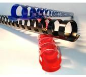 Albyco Albyco 21-rings plastic bindringen 12 mm, tot 105 vel