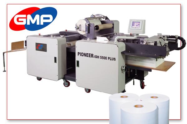 Enkelzijdig lamineren is hot! Van eenvoudige desk-top oplossingen tot geavanceerde productie-systemen.