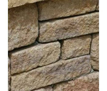 TuinVisie Blackburn Walling Yellow 30x10x6,5 cm