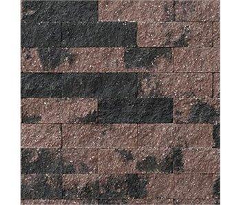 TuinVisie Wallblock split Brons 10x10x40 cm