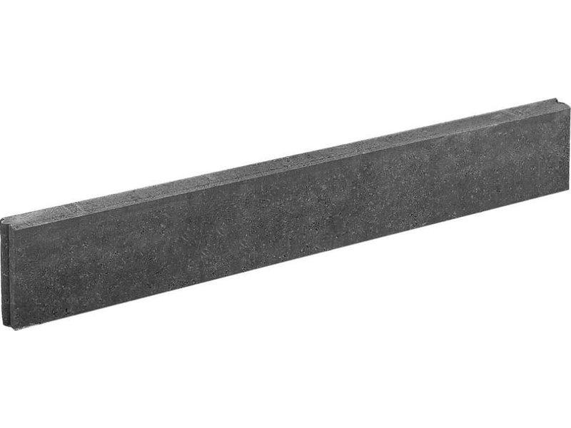 TuinVisie Opsluitband Antraciet 10x20x100 cm