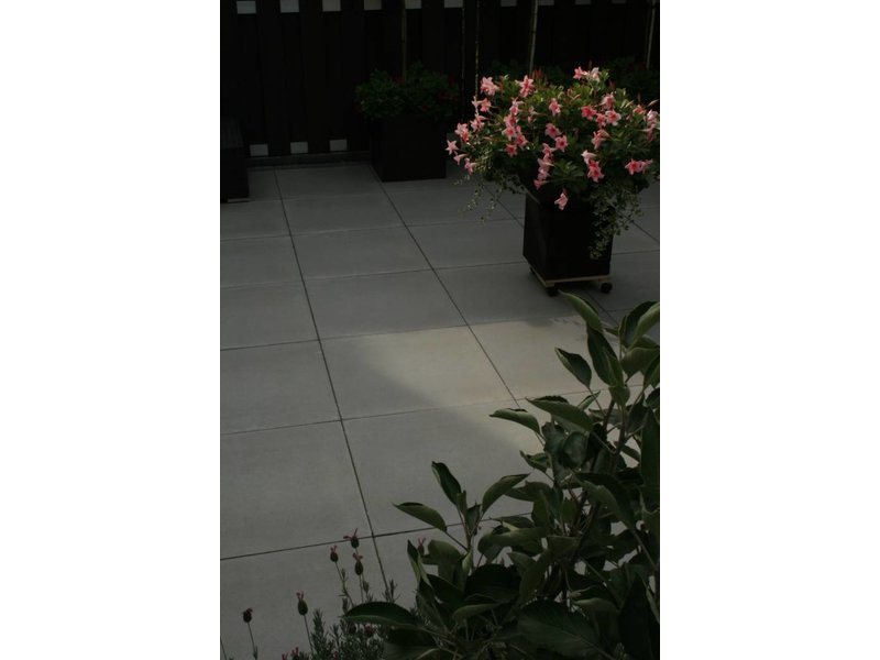 TuinVisie Furora Grijs 60x60x4 cm