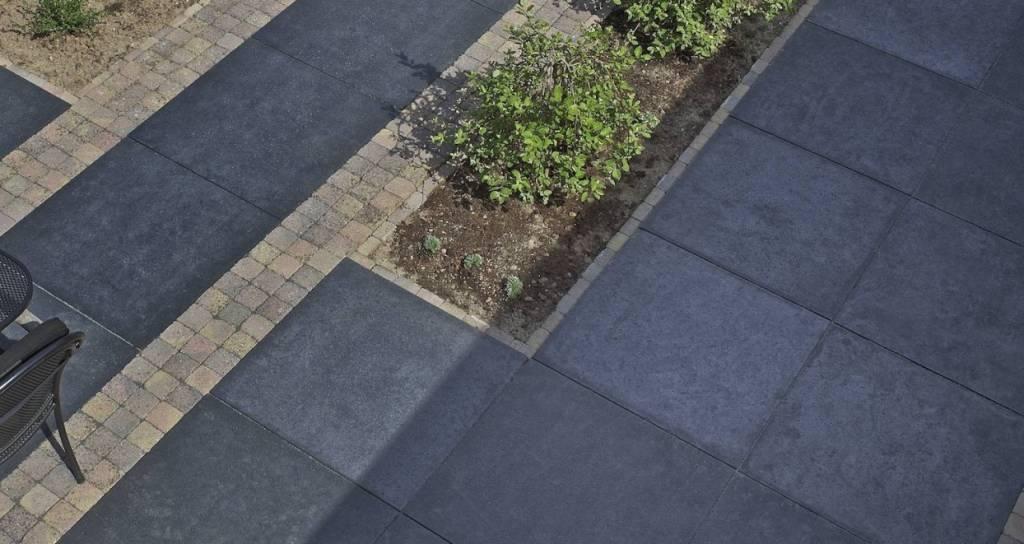 Oud Hollandse Tegels : Oud hollandse tegel carbon 60x60x5 cm top tuinmaterialen