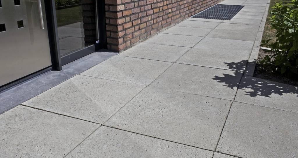 Schellevis Tegels Prijzen : Oud hollands tegel grijs 80x80x5 cm top tuinmaterialen