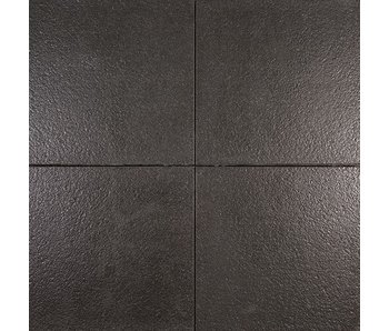 Tuinvisie metro tegel remo antraciet 60x60x6 cm top tuinmaterialen - Tegel metro kleur ...