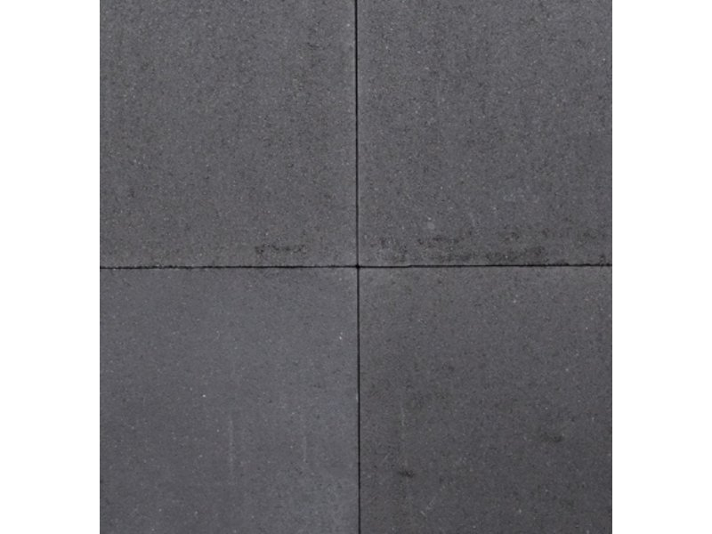 Tuinvisie metro tegel remo antraciet 60x60x6 cm top tuinmaterialen - Tegel metro bordeaux ...