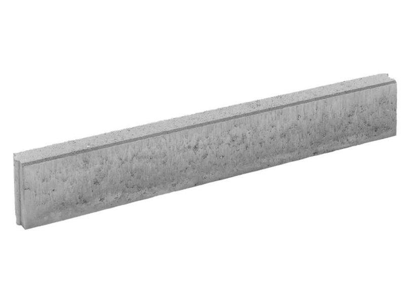 TuinVisie Opsluitband Grijs 8x20x100 cm
