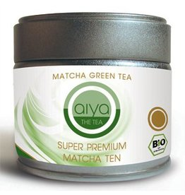 Aiya tea Super premium Matcha Ten