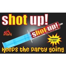 Shot Up! Injectiespuit Shooter Cherry en Chili 14,5% vol