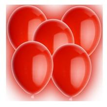 Rode LED Ballonnen