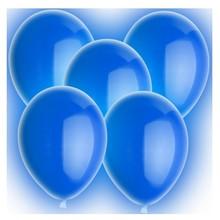 Blauwe LED Ballonnen