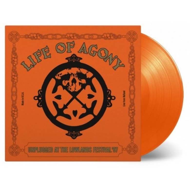 LIFE OF AGONY UNPLUGGED AT LOWLANDS 97 -LTD-