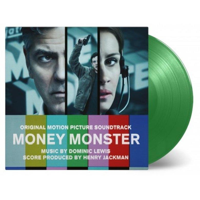 SOUNDTRACK (OST) MONEY MONSTER -LTD-