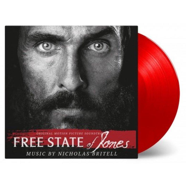 SOUNDTRACK (OST) FREE STATE OF JONES (NICHOLAS BRITELL) -LTD-