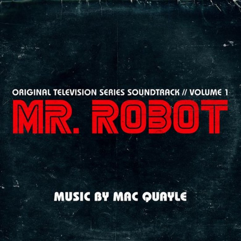 SOUNDTRACK (OST) MR. ROBOT SEASON 1 VOL. 1 -LTD-