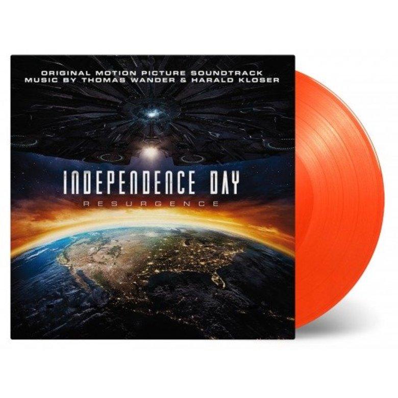 SOUNDTRACK (OST) INDEPENDENCE DAY: RESURGENCE -LTD-