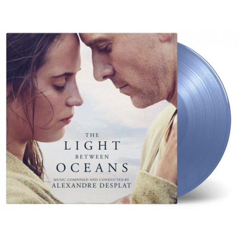 SOUNDTRACK (OST) THE LIGHT BETWEEN OCEANS -LTD-